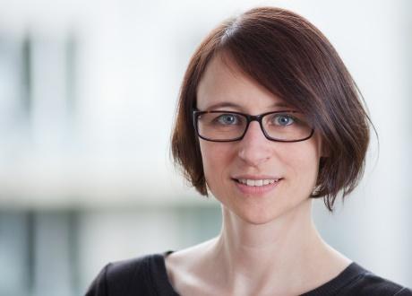 Portraitfoto Sabine Büttner