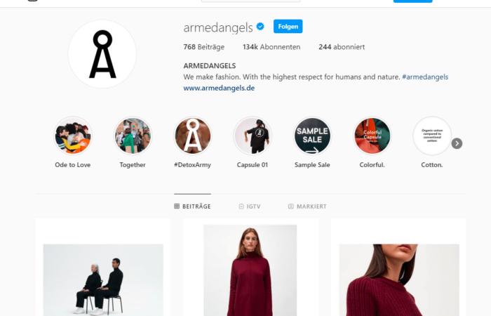 armedangels - Instagram